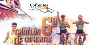 El VI Triatlón de Montaña de Cofrentes se celebrará el 28 de Octubre