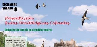 Presentación de las Rutas Ornitológicas de Cofrentes