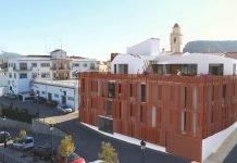 Proyecto de Ampliación Residencia San José de Cofrentes