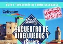 I Encuentro de Videojuegos en Cofrentes