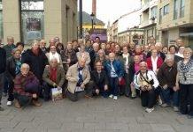 Vecinos de Cofrentes disfrutan en Navarra