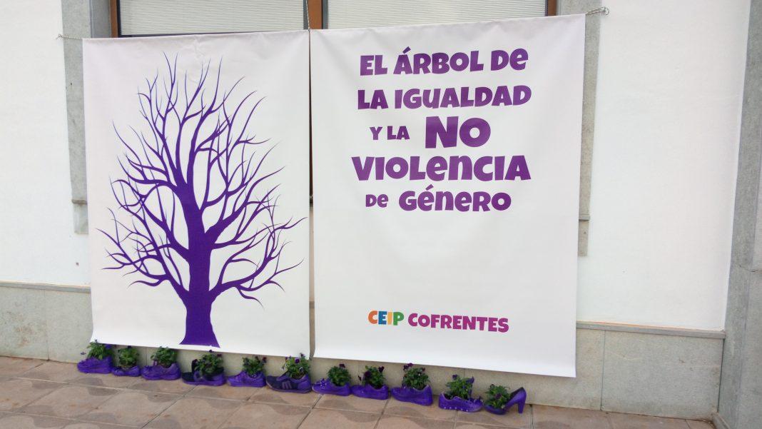 Día contra la Violencia de Género en Cofrentes